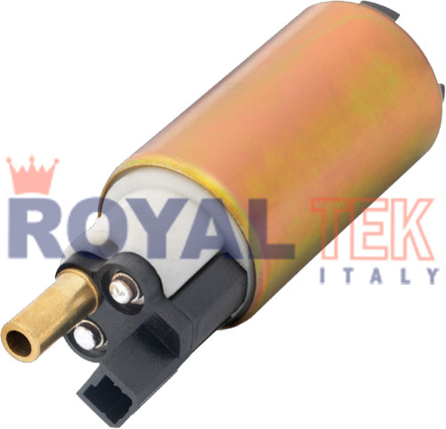 RT 009 - BOMBA DE COMBUSTIBLE ROYALTEK NAFTA FORD PICO LARGO LISO - 3 BAR 90 L H --- AIRTEX E2284