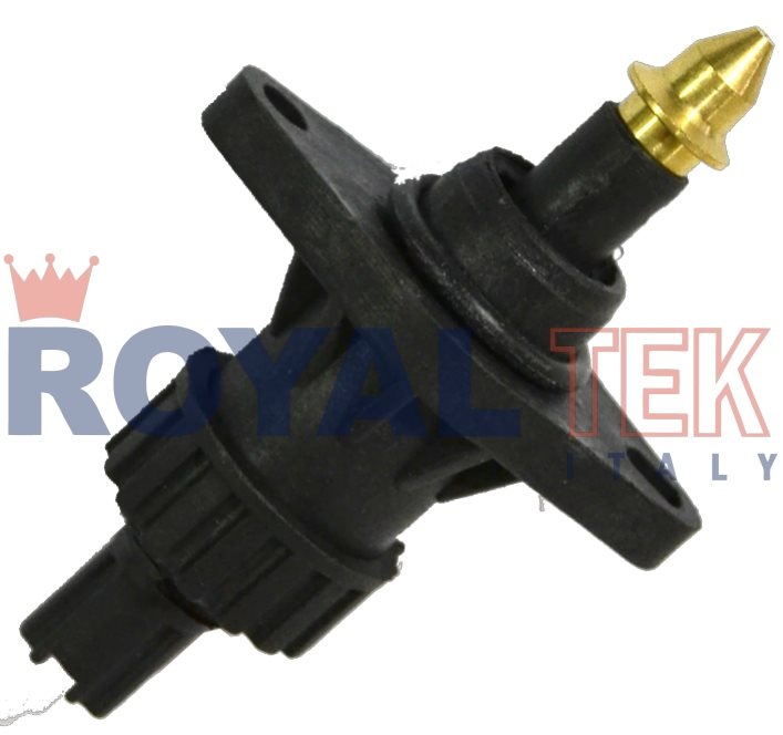 RT 0801R - PASO A PASO REGULABLE ROYALTEK FIAT // FORD ORION // VOLKSWAGEN POINTER MONOPUNTO  --- OEM 40380202 B0801 AT00801R PP1 G11702