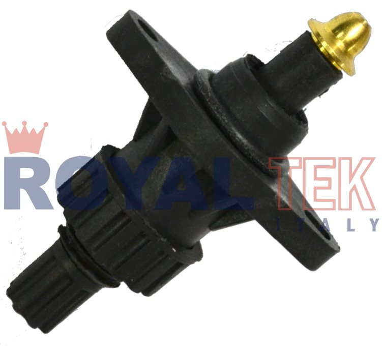 RT 5103R - PASO A PASO REGULABLE ROYALTEK FIAT TEMPRA // RENAULT CLIO - 19 1.6 MONOPUNTO --- OEM 7702217296 40397102 D5103 AT05103R G11707